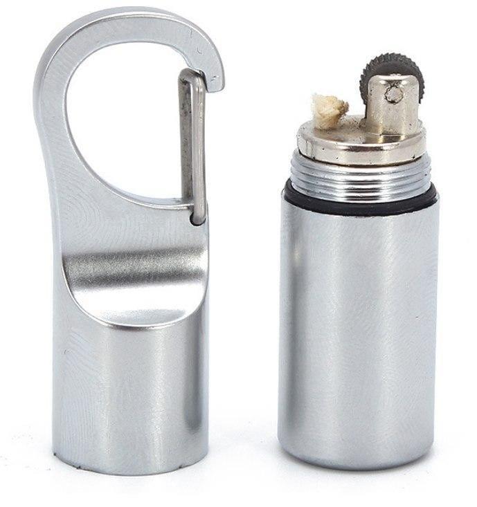 Bullet Schlüsselanhänger Feuerzeug - das Feuerzeug für deinen Schlüsselbund