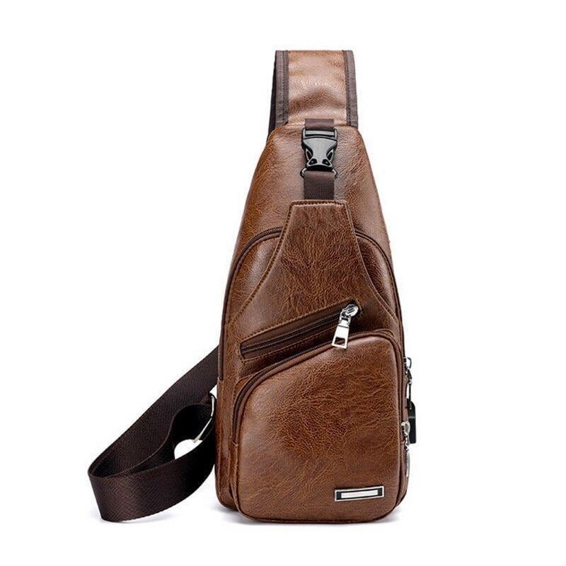 Bronx - Die stylische Männer-Brusttasche