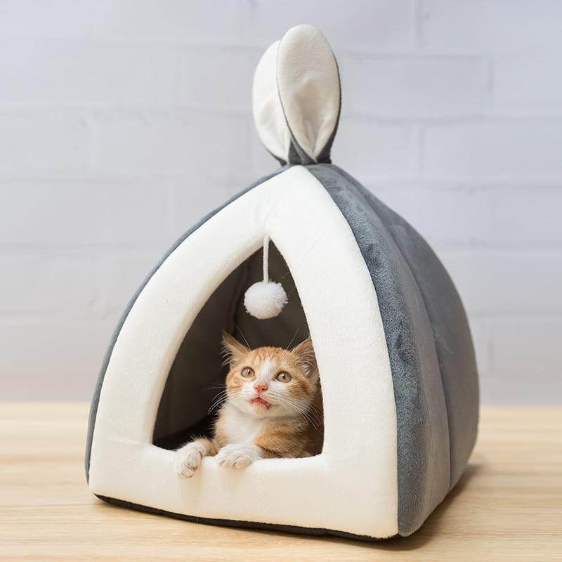 FELL TIPI - Das kuschelige Zelt für dein Haustier