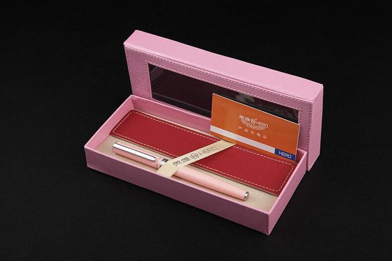 Penter -  edles Füllfederset mit persönlichem Text in attraktiver Geschenkbox