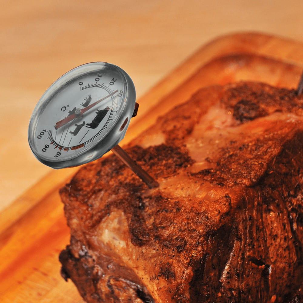PERFEKTGEGART - das Thermometer für deinen perfekten Fleischgenuss