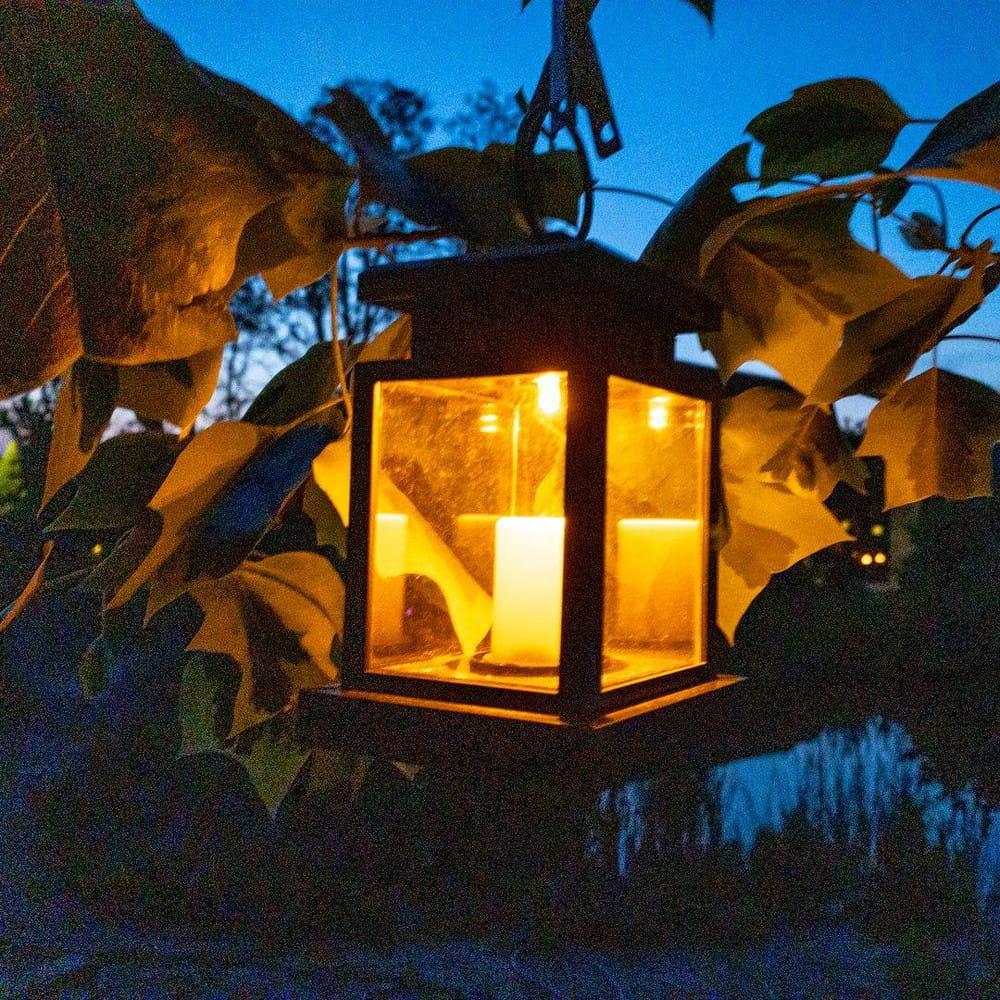 LANTERNA Solar Lampe - wunderschönes Garten Licht