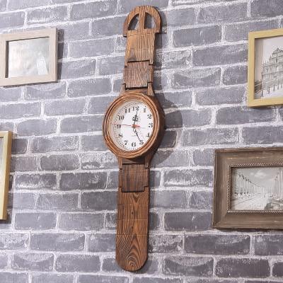 MEGAWATCH - die einzigartige Armbanduhr als Wanduhr
