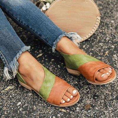 TARA - die wunderschönen Sandalen für den Sommer