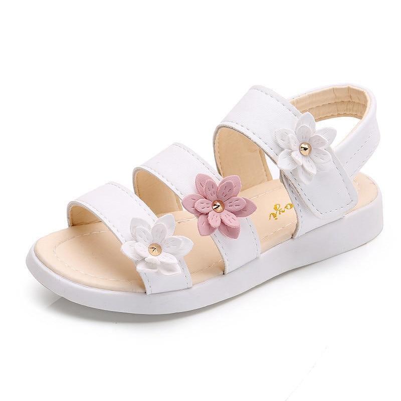 BLUMENMÄDCHEN - die süßen Sandalen für den Sommer