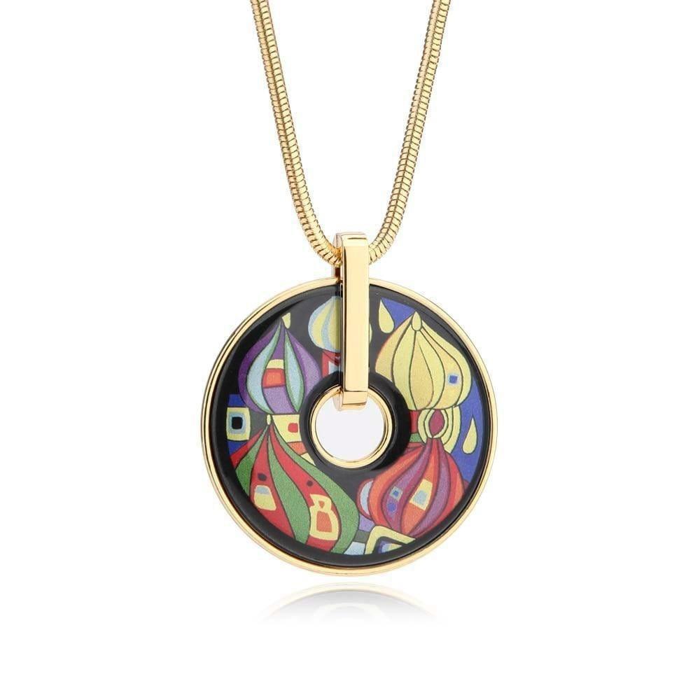 Color Role Bijoux - die Fashion Halskette