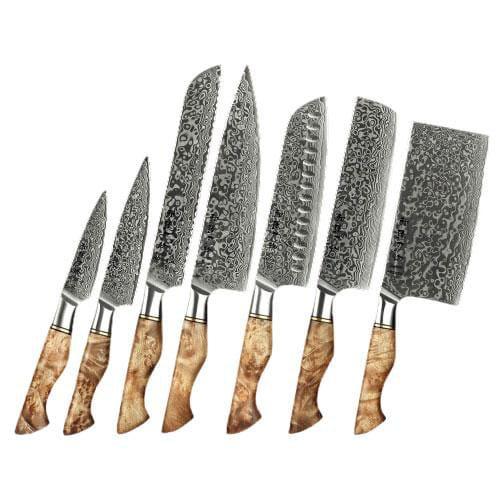 AFIADO - Das meisterhafte Messer-Set