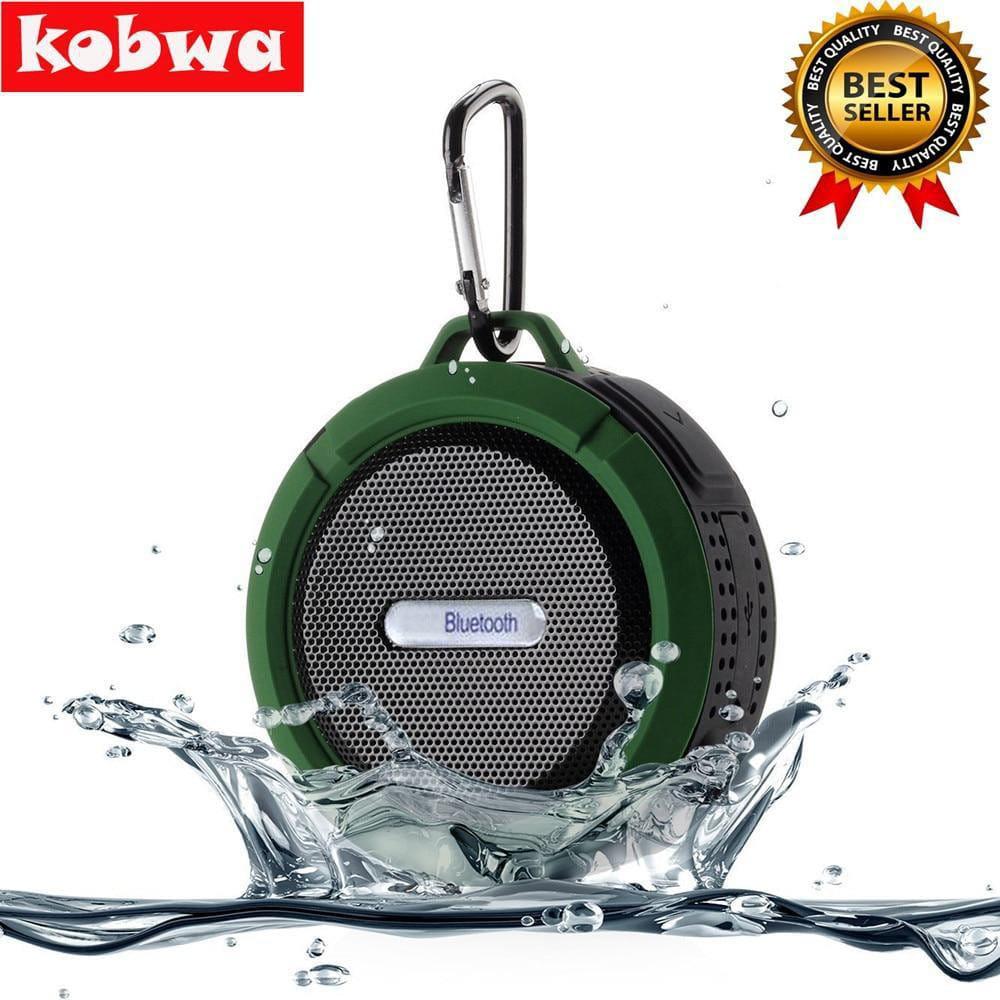 Bowu - der wasserdichte Mini Bluetooth Lautsprecher