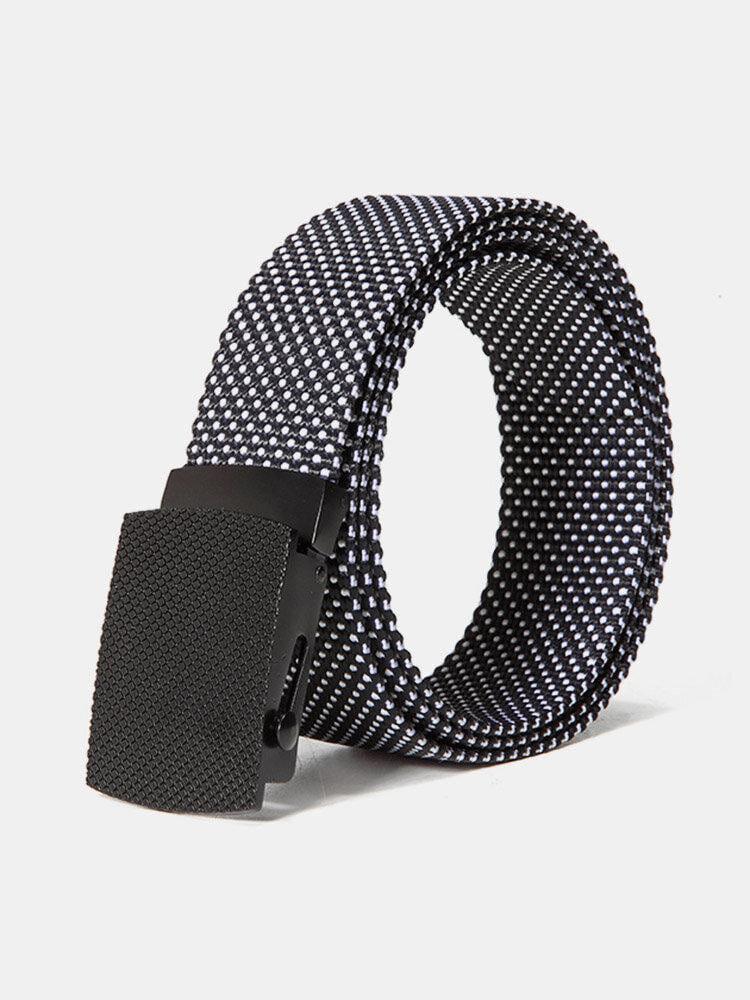 Cintura - Nylon Gürtel mit Schnellverschluss Schnalle